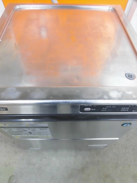 ホシザキ食器洗浄機・アンダーカウンター JWE-400TUA3詳細画像4