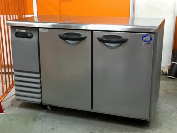 サンヨー(現パナソニック) 冷凍コールドテーブル SUF-G1261SA