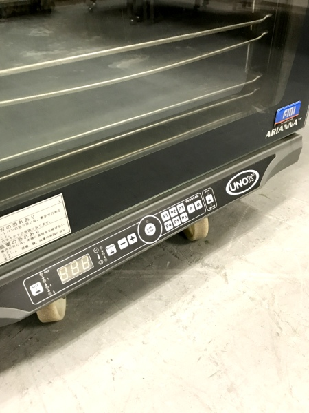 FMIベーカリーオーブンXFT-135詳細画像4