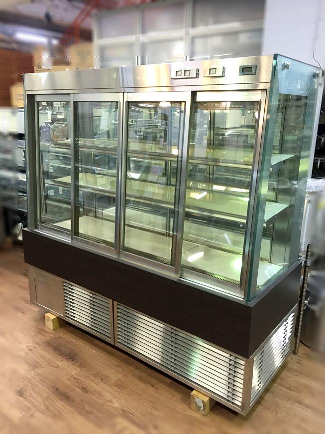 大和冷機 多目的冷蔵ショーケース CO-060P-DB