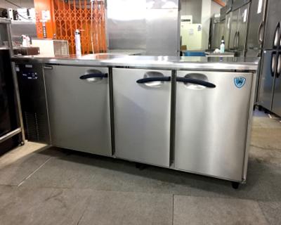 大和冷機 冷蔵コールドテーブル 6071CD-EC