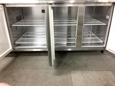 大和冷機冷蔵コールドテーブル6071CD-EC詳細画像2