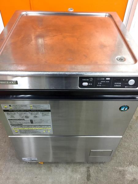 ホシザキ食器洗浄機・アンダーカウンターJWE-400TUA3詳細画像3