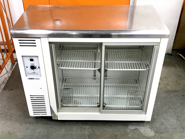 サンヨーテーブル型冷蔵ショーケースSMR-V941N詳細画像2