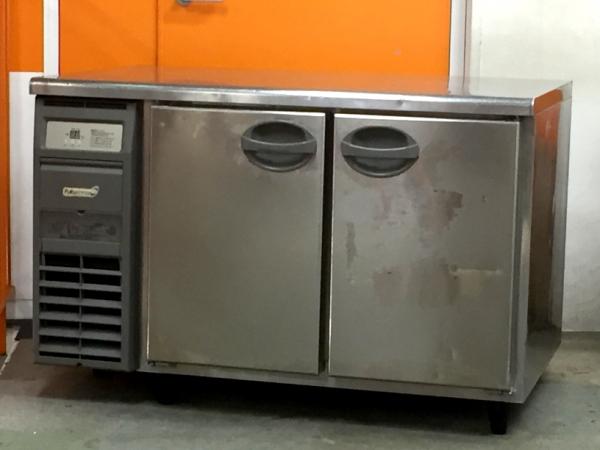 フクシマ 冷蔵コールドテーブル YRW-120RM