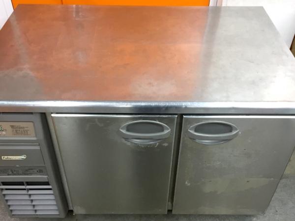 フクシマ冷蔵コールドテーブルYRW-120RM詳細画像3