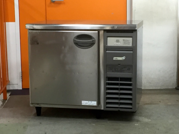 フクシマ 冷蔵コールドテーブル YRC-090RM2(改)