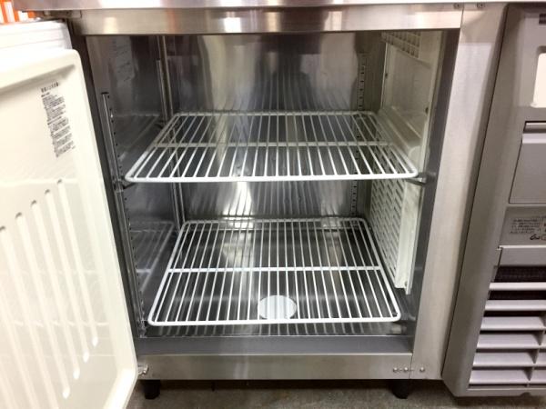 フクシマ冷蔵コールドテーブルYRC-090RM2(改)詳細画像2