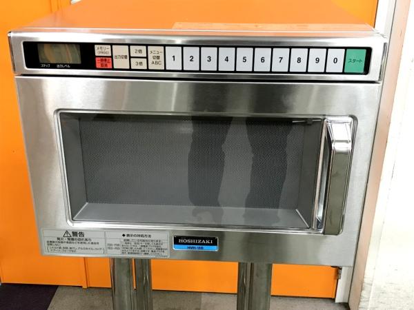 ホシザキ業務用電子レンジHMN-18B詳細画像2