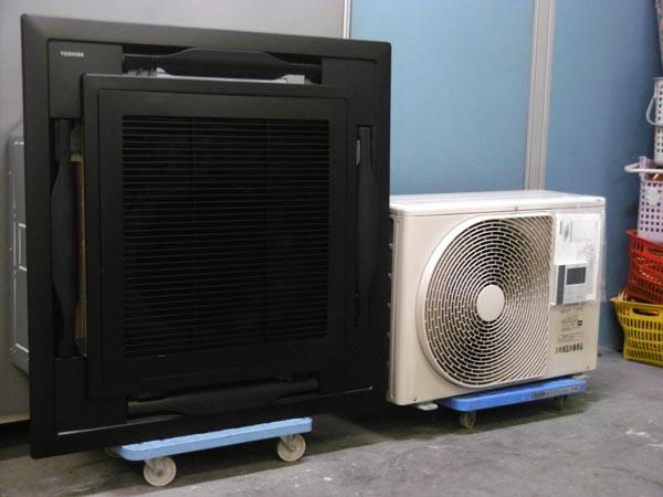 東芝 業務用エアコン・3馬力・3相200V AUEA08065A1