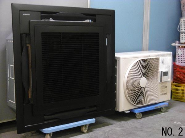 東芝 業務用エアコン・3馬力・3相200V(NO.2) AUEA08065A1