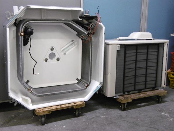 東芝業務用エアコン・3馬力・3相200V(NO.2)AUEA08065A1詳細画像4
