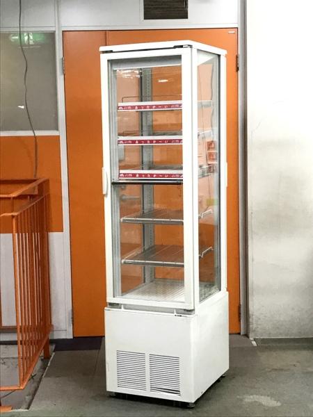 サンデン 4面ガラス冷蔵ショーケース SPAS-H532X-C