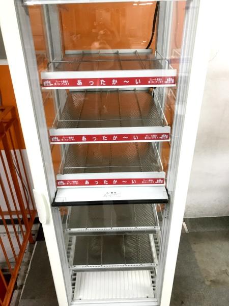 サンデン4面ガラス冷蔵ショーケースSPAS-H532X-C詳細画像2