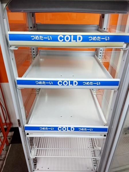 東芝4面ガラス冷蔵ショーケースSH-G4113GD詳細画像2