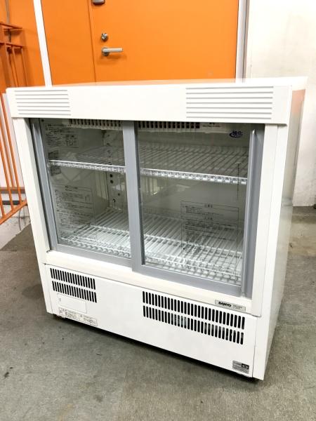 サンヨー 冷蔵ショーケース SMR-U45NB