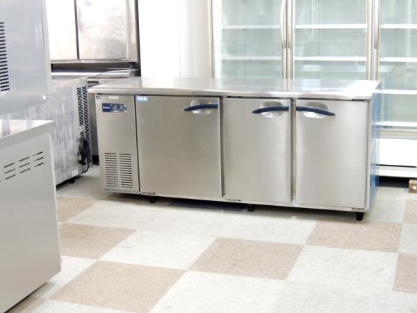 大和冷機 冷凍冷蔵コールドテーブル  6061S-EC
