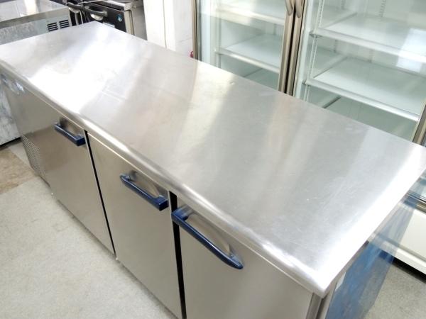 大和冷機冷凍冷蔵コールドテーブル 6061S-EC詳細画像2