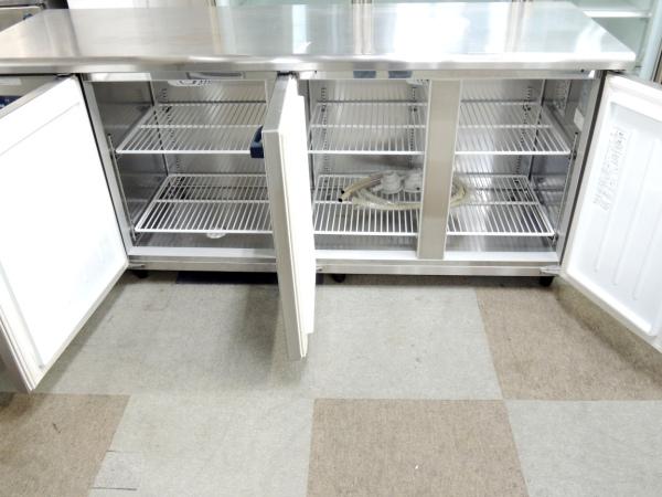 大和冷機冷凍冷蔵コールドテーブル 6061S-EC詳細画像3