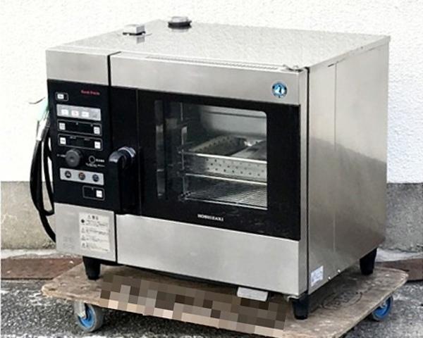 ホシザキ 電気スチームコンベクションオーブン  MIC-5TB3