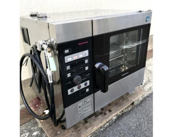 ホシザキ電気スチームコンベクションオーブン MIC-5TB3詳細画像2
