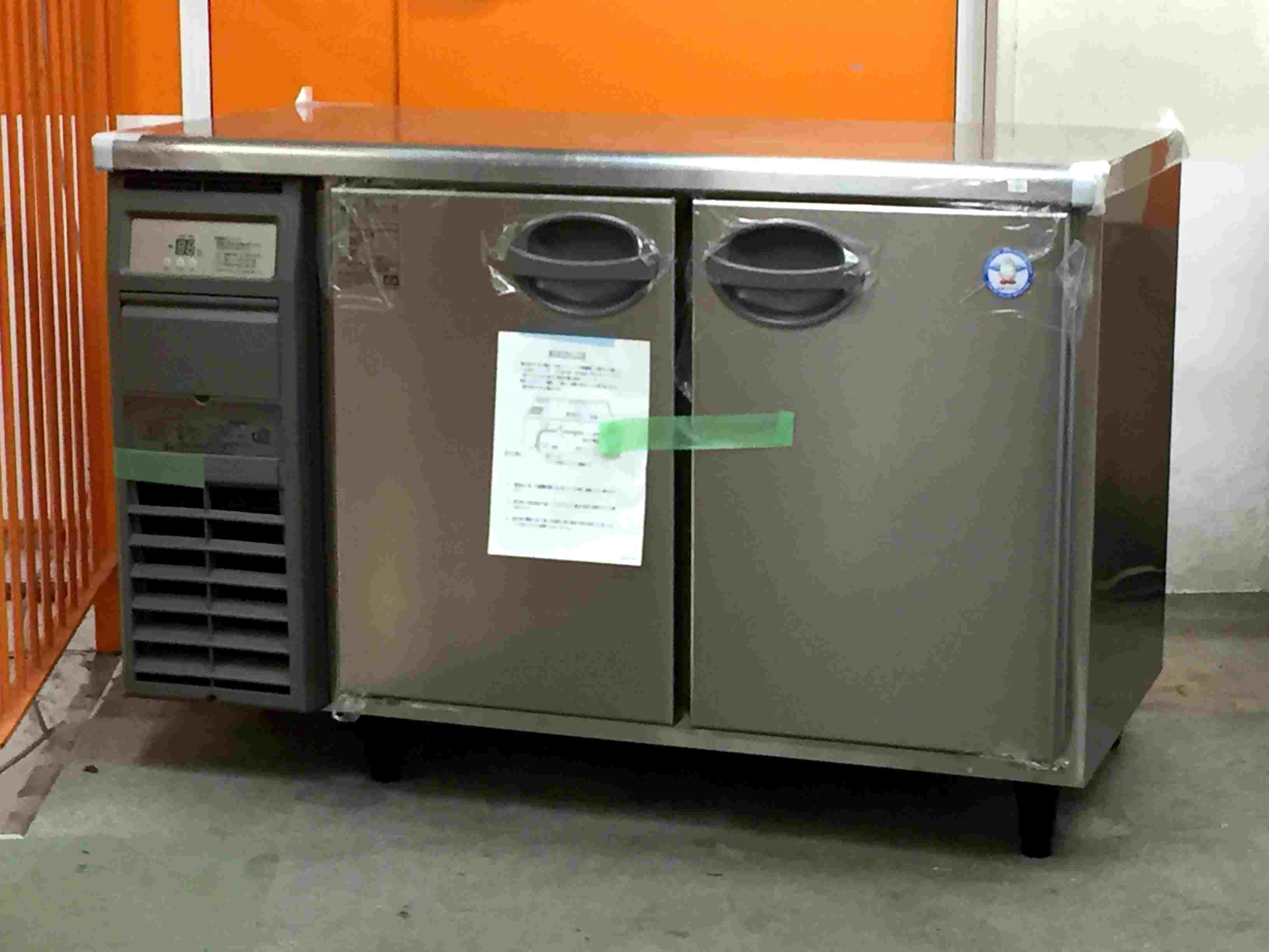 フクシマ 冷蔵コールドテーブル YRC-120RE2