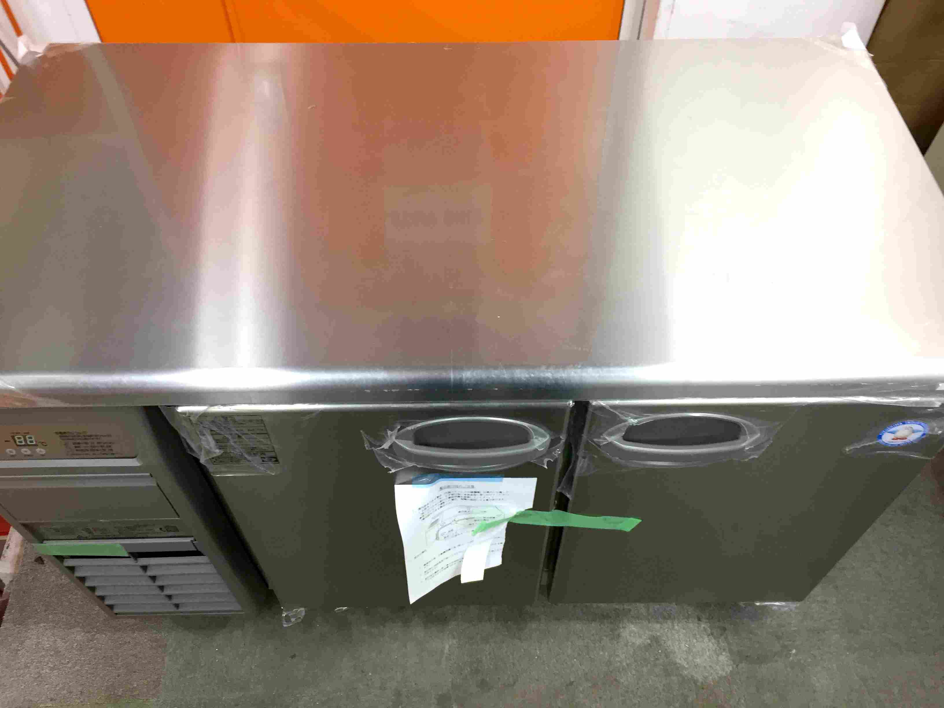フクシマ冷蔵コールドテーブルYRC-120RE2詳細画像3