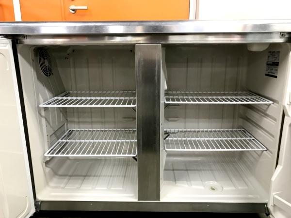 ホシザキ冷凍冷蔵コールドテーブルRFT-120PTE1詳細画像2
