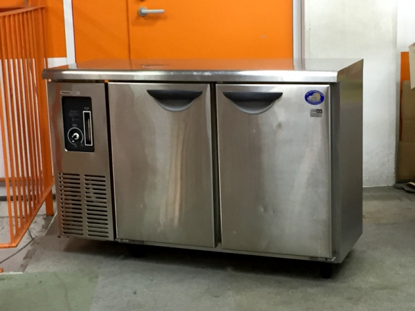 パナソニック 冷蔵コールドテーブル SUC-N1241J