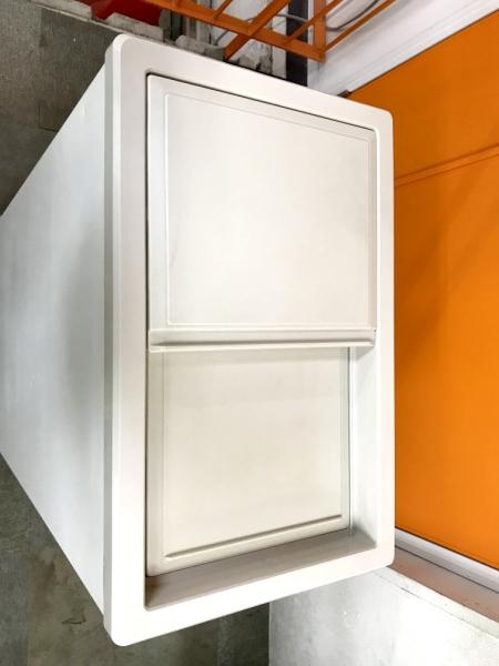 サンデン冷凍ストッカー PF-057X-B詳細画像2