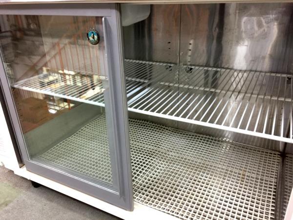 ホシザキテーブル形冷蔵ショーケース RTS-120SNB2詳細画像2