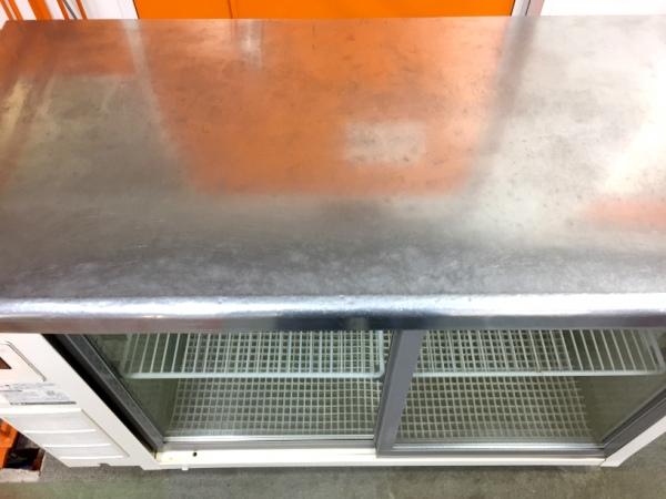 ホシザキテーブル形冷蔵ショーケース RTS-120SNB2詳細画像4