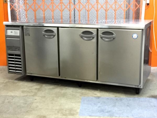 フクシマ 冷蔵コールドテーブル YRW-180RM2