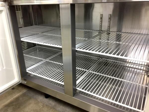 フクシマ冷蔵コールドテーブルYRW-180RM2詳細画像3
