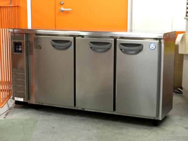 フクシマ 冷凍冷蔵コールドテーブル TMU-51PM2-F