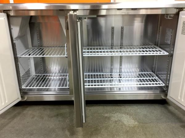 フクシマ冷凍冷蔵コールドテーブルTMU-51PM2-F詳細画像2