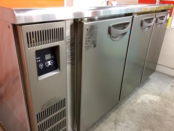 フクシマ冷凍冷蔵コールドテーブルTMU-51PM2-F詳細画像4