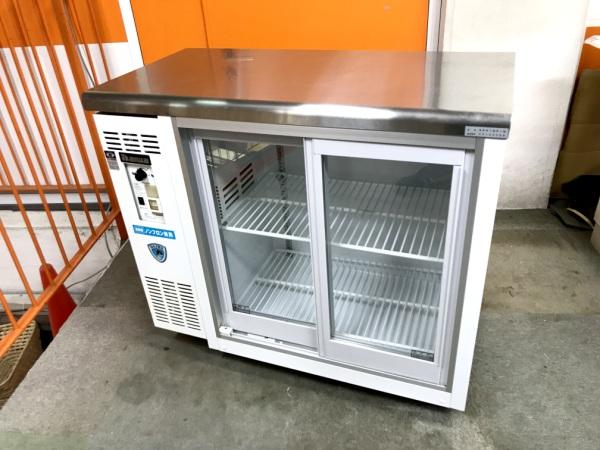 大和冷機 テーブル形冷蔵ショーケース 3041DP-S