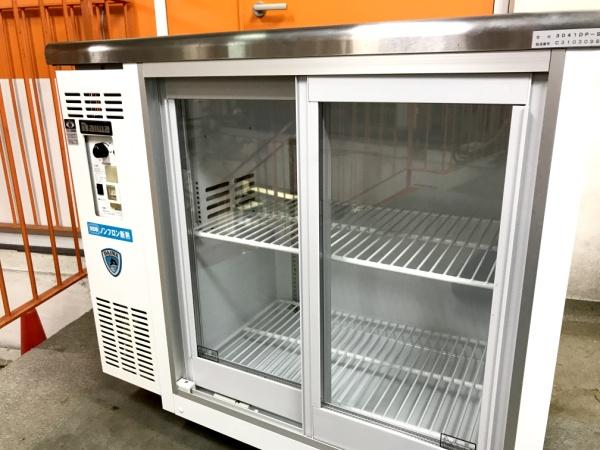 大和冷機テーブル形冷蔵ショーケース3041DP-S詳細画像2