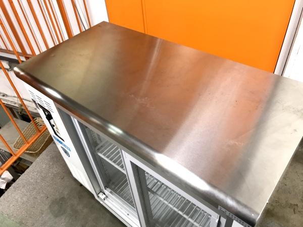 大和冷機テーブル形冷蔵ショーケース3041DP-S詳細画像3