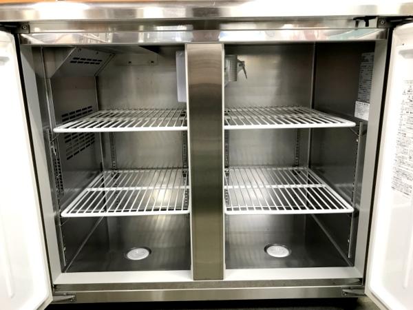 大和冷機冷凍冷蔵コールドテーブル4061S-EC詳細画像2