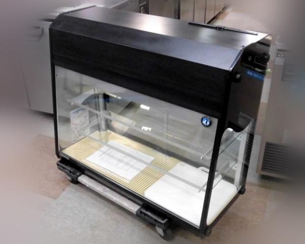 ホシザキ 冷蔵ディスプレイショーケース KD-90D1