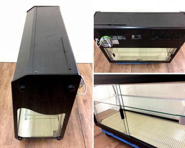ホシザキ冷蔵ディスプレイショーケースKD-90D1詳細画像2