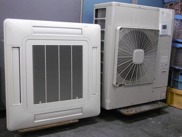 日立 業務用エアコン・4馬力・3相200V RCI-AP112RSH