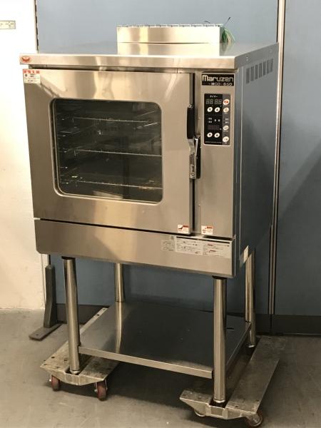 マルゼン ガスコンベクションオーブン MCO-8SD