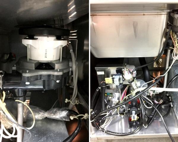 ホシザキ食器洗浄機・右ドアタイプJWE-450RUA-R詳細画像4