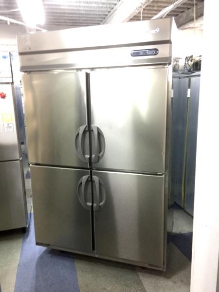 フクシマ 業務用縦型4ドア冷蔵庫 ARD-120RM-F