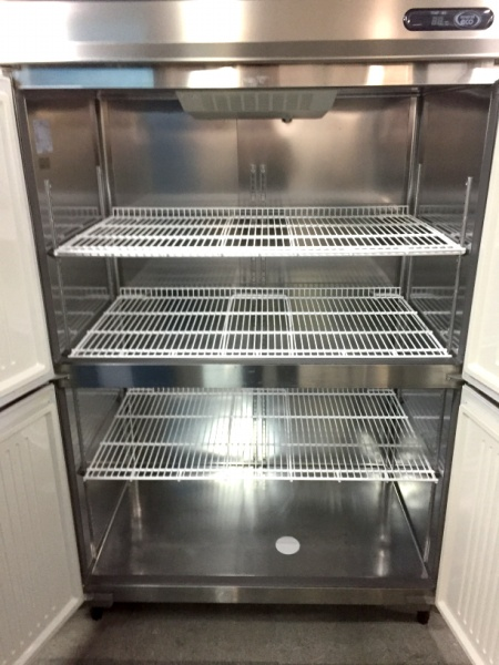フクシマ業務用縦型4ドア冷蔵庫ARD-120RM-F詳細画像2