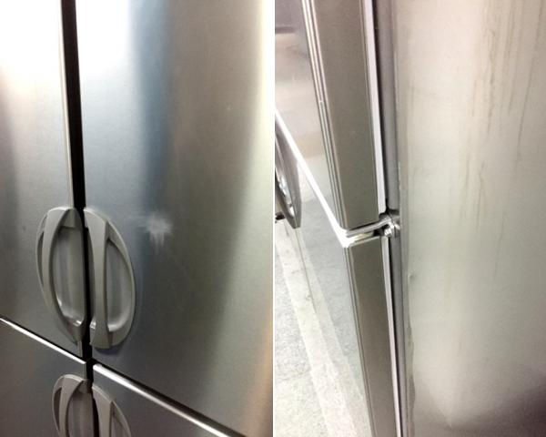 フクシマ業務用縦型4ドア冷蔵庫ARD-120RM-F詳細画像4