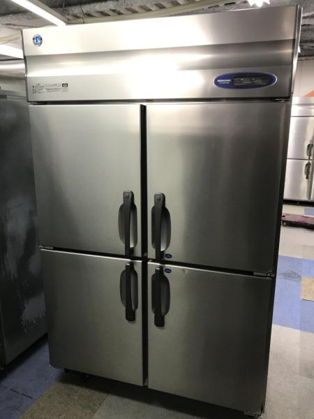 ホシザキ 業務用縦型4ドア冷凍冷蔵庫 HRF-120ZF